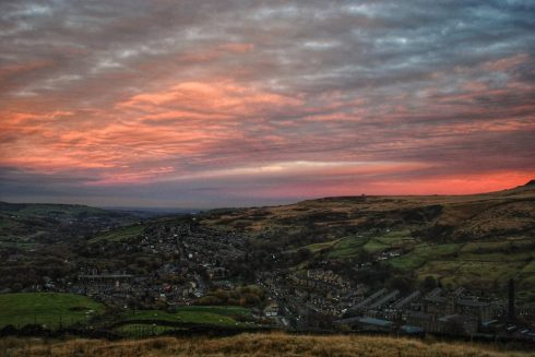 Marsden Sunset pic from FB