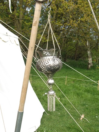 Sherwood event -tent detail