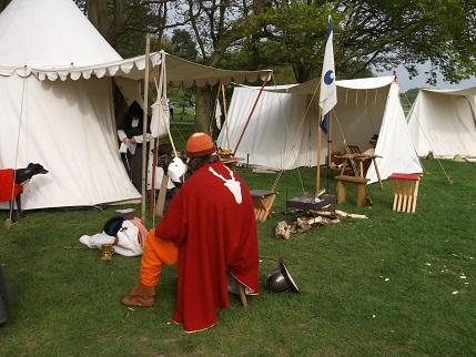 Sherwood event -tents 1