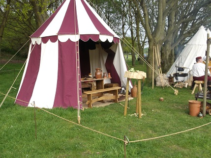 Sherwood event -tents 3