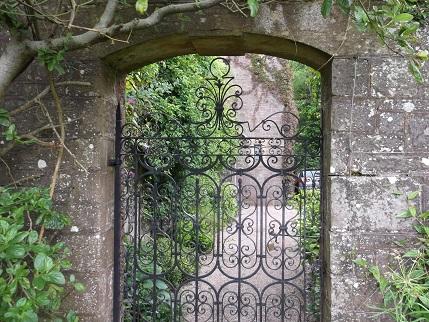 NT Holiday June 2014 - Knightshayes garden 2