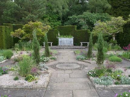 NT Holiday June 2014 - Knightshayes garden 4