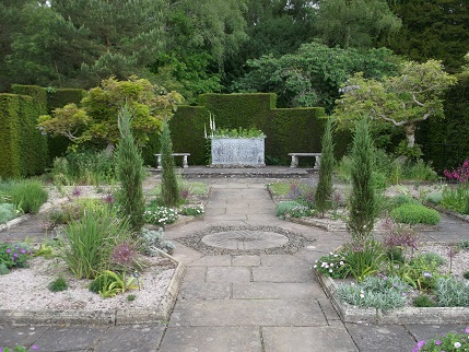 NT Holiday June 2014 - Knightshayes garden 4