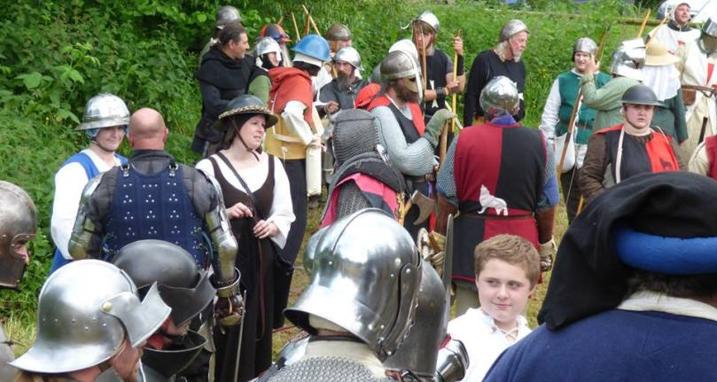 Templecombe battle 2