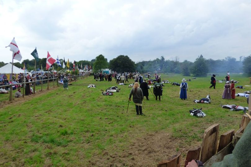 Templecombe battle 3