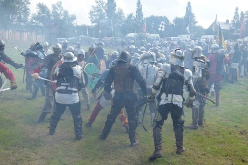 Templecombe battle 4