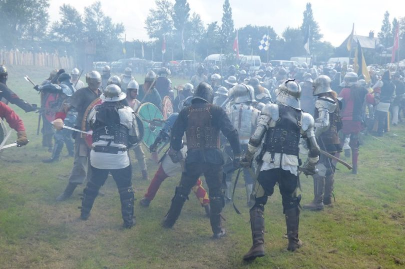 Templecombe battle 4