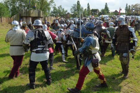 Templecombe battle 5