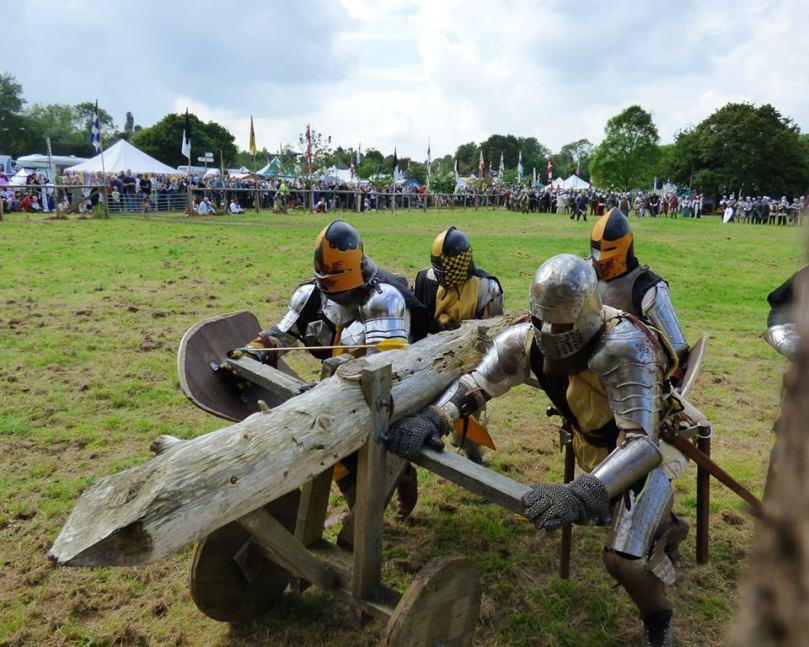 Templecombe battle 6