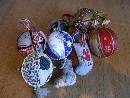 Xmas in July Ornaments