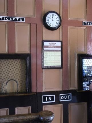 Bewdley Train trip