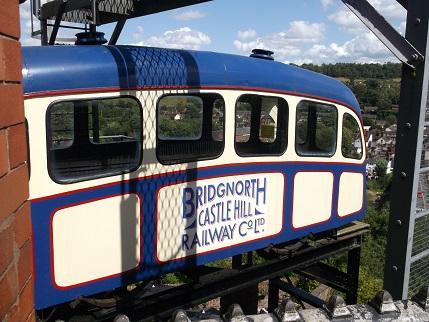 Bewdley Train 12