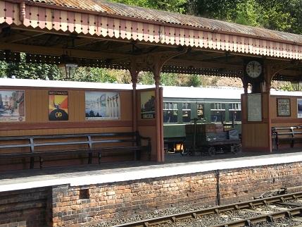 Bewdley Train 4