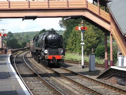 Bewdley Train 5
