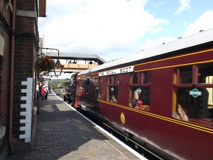 Bewdley Train 7