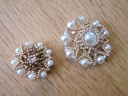 Brooches and beads 2