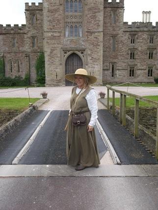 Hampton Court 11- castle