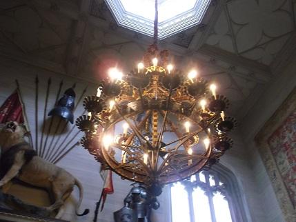 Hampton Court 12- castle