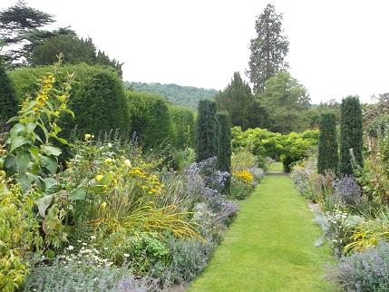 Hampton Court 5-gardens