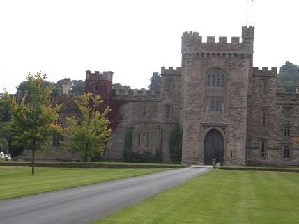 Hampton Court  - castle