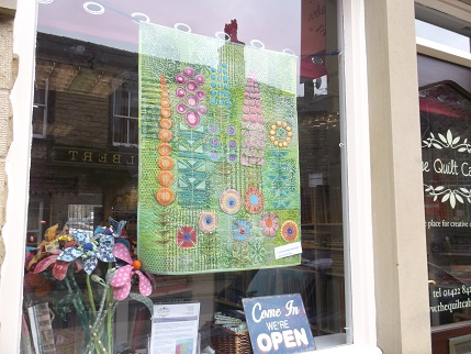 Hebden Bridge - quilt shop 3