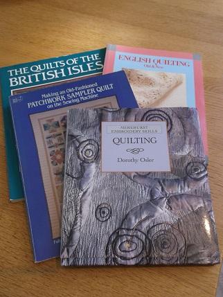 Quilt books NT