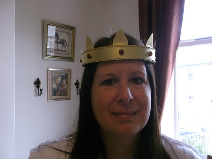 Sewing weekend - Kerry coronet