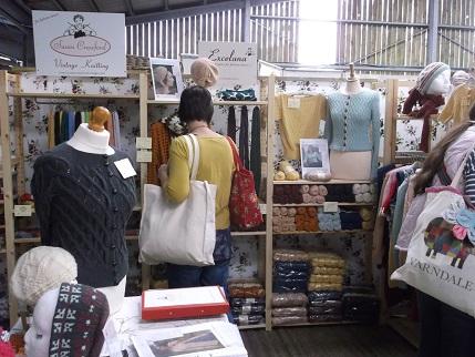 Yarndale 10-vintage knits