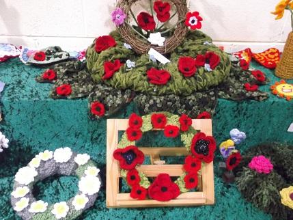Yarndale 5 Flower garden