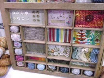 Yarndale 9 tray