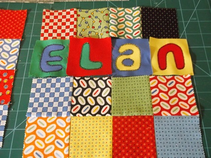 Elan's patchwork bag 2