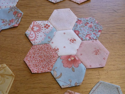 hexis Printemps set close up 1