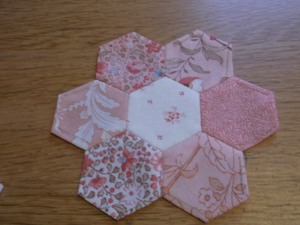 hexis Printemps set close up 2