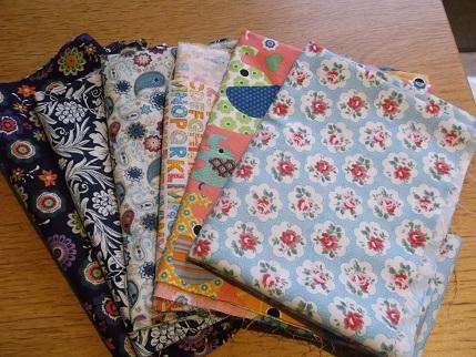 Harrogate 2014 bargain bin fabric
