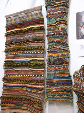 Harrogate 2014 Knitting exhibit 1