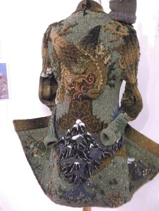 Harrogate 2014 Knitting exhibit 2