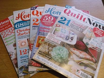 Harrogate 2014 magazines