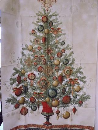 Harrogate 2014 tree panel