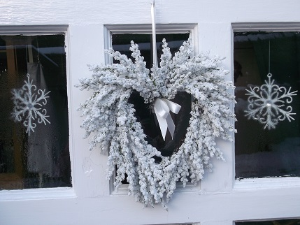 Snow -wreath