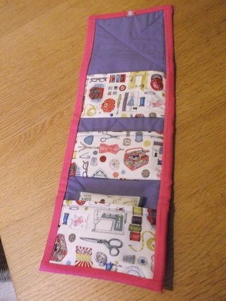 Xmas 2014 sewing case