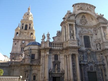 Spain New Year Murcia
