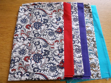 Care package fabric