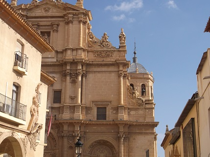 Lorca church