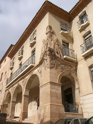 Lorca  houses 8