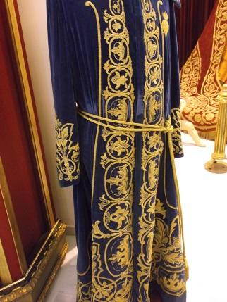 Lorca Azul Robe