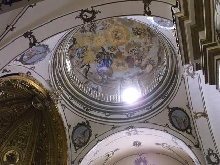 Lorca Blanco chapel