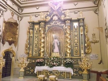 Lorca Blanco chapel 2