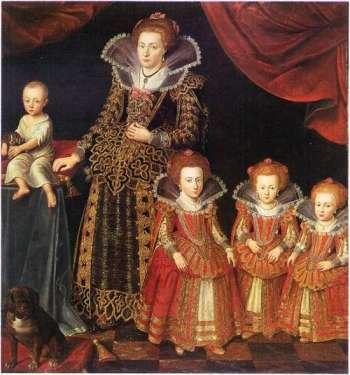 Christian's family