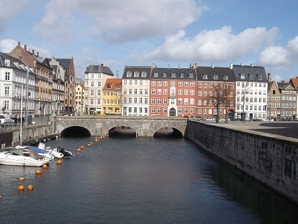 Copenhagen city 1