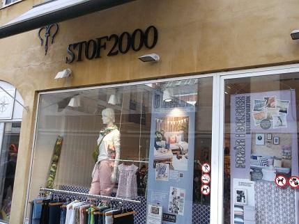 Copenhagen Fabric shop